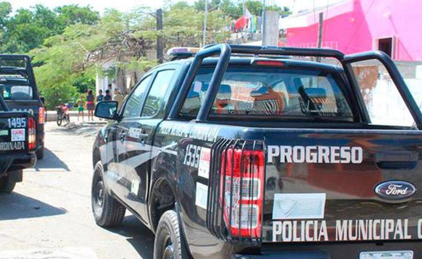 Al lugar llegaron elementos de la SSP y de la Policía Municipal de Progreso. (Foto de contexto)