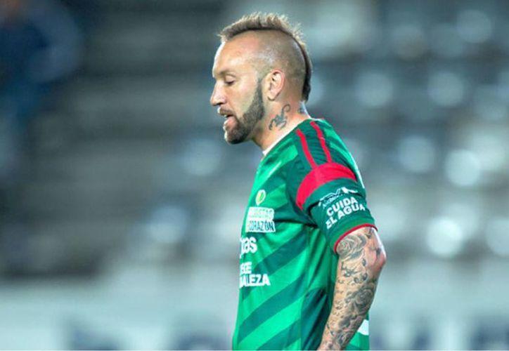 Vuoso seguirá vistiendo 'la verde', pero ya no con Jaguares de Chiapas, sino con la Selección Mexicana en Copa América. (goal.com)