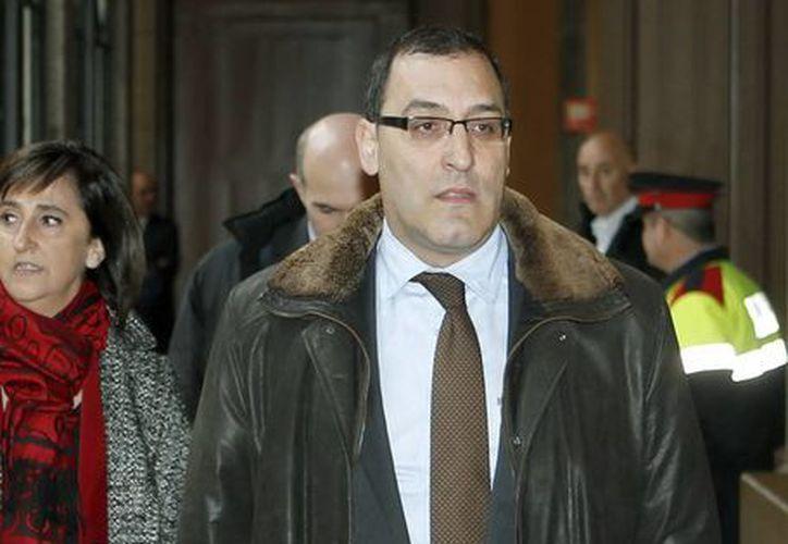 El juez de la Audiencia Nacional Eloy Velasco. (Archivo/EFE)