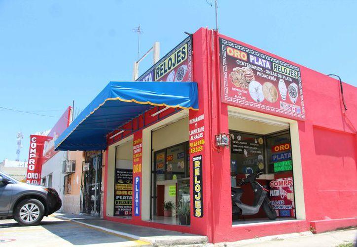 Los negocios se ubican en diferentes puntos del municipio de Benito Juárez. (Paola Chiomante/SIPSE)