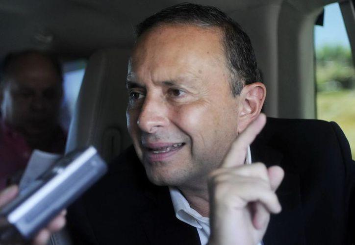 Castro Trenti admitió que los resultados de la elección no le favorecieron. (Notimex)