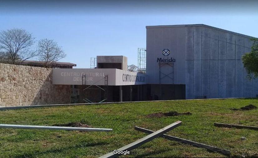 El Centro Cultural del Sur abre sus puertas este martes. (Foto: Luis Soberanis/Google Maps)
