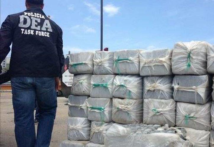 Una fuerza especial de Chicago que se enfoca en los nexos de cárteles mexicanos y las pandillas fue un factor determinante para desarticular la red de narcotráfico. Imagen de contexto solo para fines ilustrativos. (Archivo/EFE)