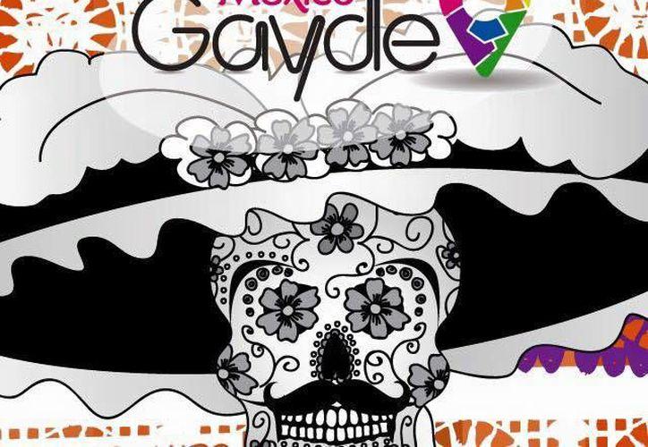 La aplicación México Gayde ha sumado un total de entre 12 mil y 13 descargas y está disponible para dispositivos Android y iOS. (Facebook: México Gayde)