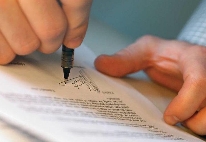 Destacan la importancia de hacer un testamento con la asesoría de un especialista. (Milenio Novedades)