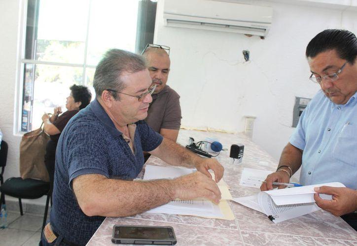 Andrés Ruiz Morcillo buscaba ser candidato independiente a la presidencia de Othón P. Blanco, pero no recibió los respaldos requeridos. (Joel Zamora/SIPSE)
