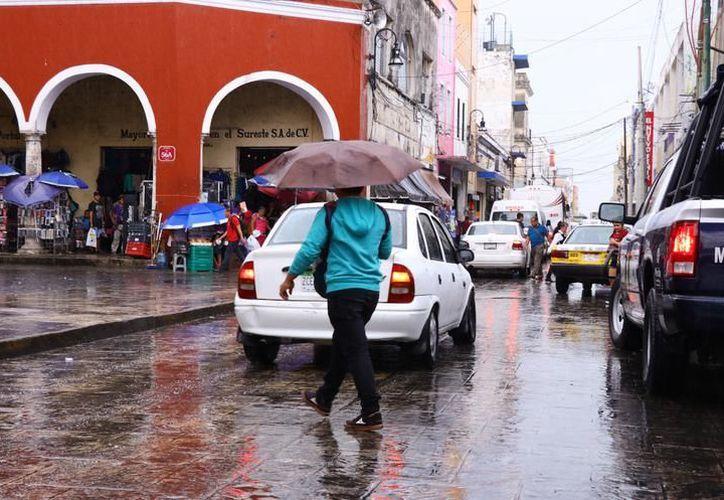 Habrá lluvia y las temperaturas serán de frías a frescas en la madrugada, principalmente en el cono sur de Yucatán. (SIPSE)