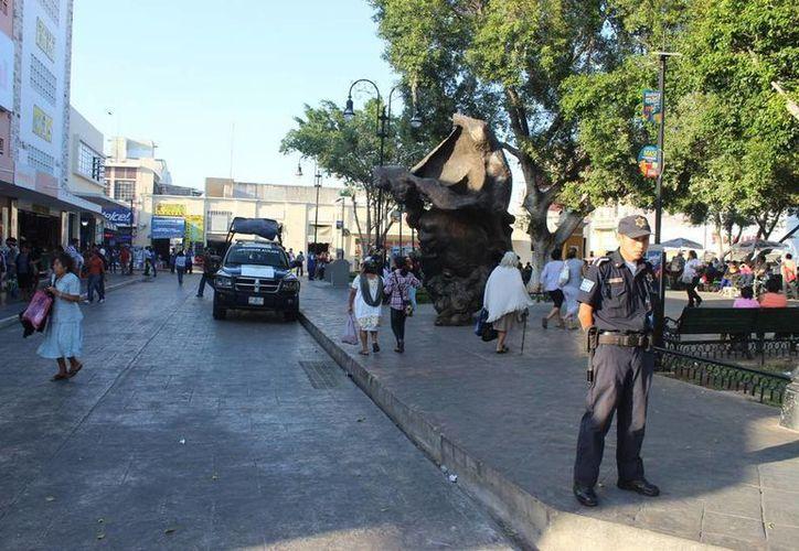 La PMM reportó 14 personas detenidas por robo, durante la Semana Santa. (Cortesía)