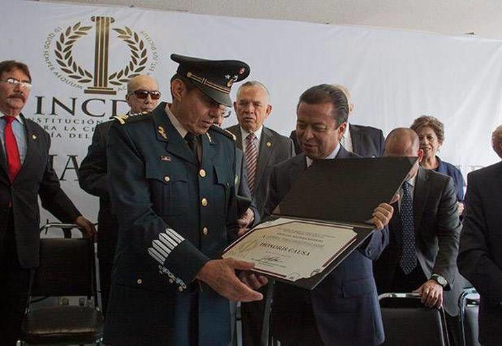 Dauahare afirma que la inseguridad y violencia solo afectan parcialmente a México. (excelsior.com)