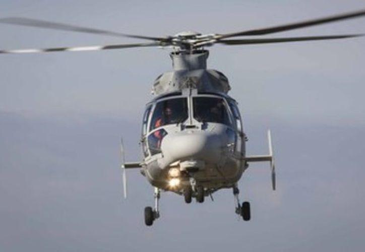 Helicópteros se desplazarán en Laguna, Centro-Desierto, Norte-Cinco Manantiales y Carbonífera.  (Vanguardia.mx)