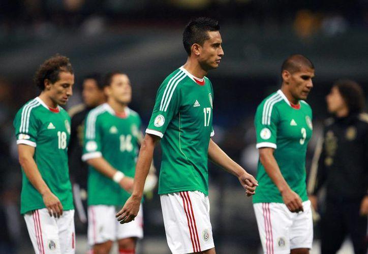México suma nueve empates en sus últimos 10 partidos. (Foto: Agencias)