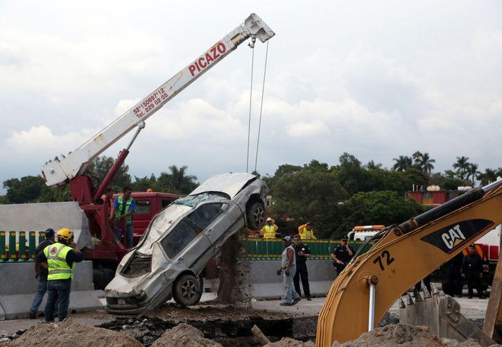 Abogados reiteraron que la SCT es responsable directa del accidente. (Foto: The Huffington Post)