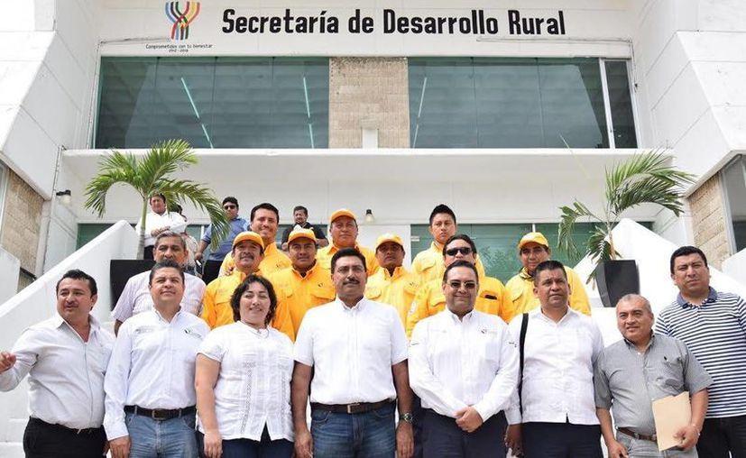 En sesión del Comité Estatal de Prevención y Combate de Incendios Agropecuarios y Forestales se dio a conocer que más de la mitad de los municipios yucatecos es susceptible de incendios forestales. (SIPSE)