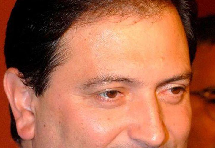 Reynoso Femat fue detenido el viernes 2 de mayo tras asistir a una corrida de toros en la capital del estado y horas después fue conducido a un penal. (oem.com.mx)