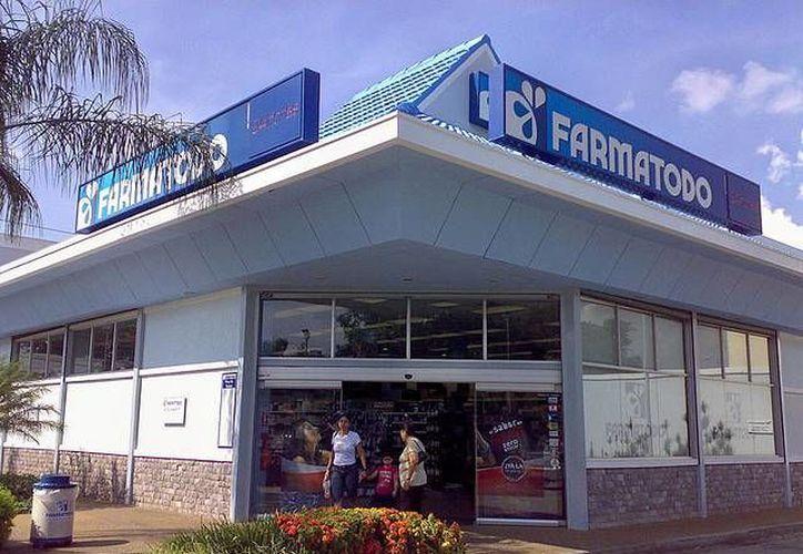 Farmatodo es una cadena comercial que tiene establecimientos en muchos lugares de Venezuela. (flickr.com)