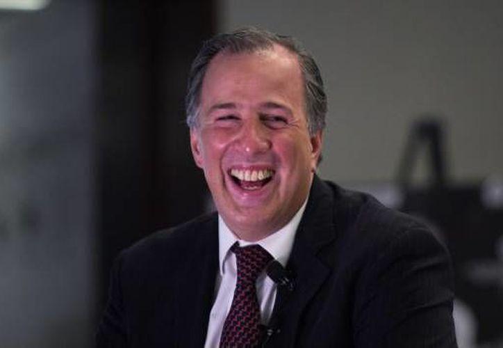 Meade también afirmó que Ricardo tiene problemas para unir a su partido y que lo eligen él porque ven que es una 'mejor opción'. (Foto: AFP).