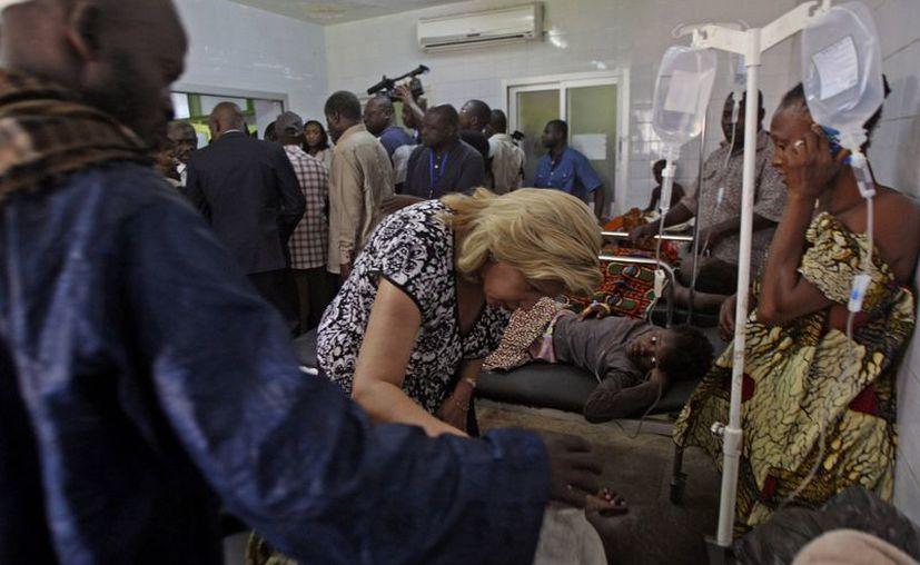 Los hospitales atienden a las víctimas del incidente. (Agencias)