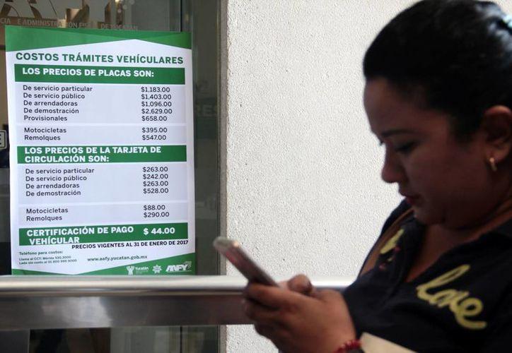 Con la entrada en vigor de las Unidades de Medida y Actualización se ajustarán los costos de multas y derechos del Gobierno del Estado. (Milenio Novedades)