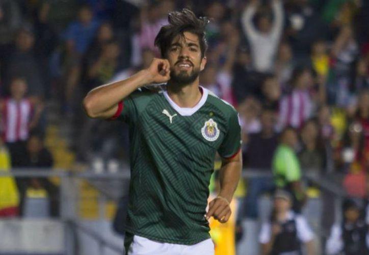 En días pasados, corrió el rumor de que el PSV Eindhoven estaba interesado en Rodolfo Pizarro y podría hacer una oferta. (Récord)