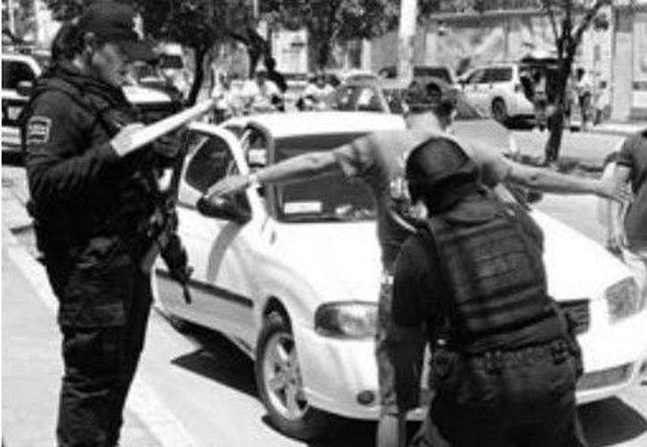 Ciudadanos se han resistido a cooperar con este operativo. (Foto: Adrián Barreto/SIPSE).