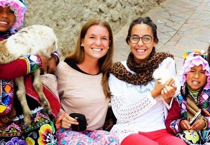 El asesinato de las argentinas Marina Menegazzo y María José Coni ha provocado gran indignación en el mundo. (minutoya.com)