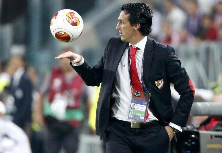 Unai Emery ya es el nuevo entrenador del Paris Saint Germain, actual tetracampeón de la Liga 1 de Francia. (100x100fan.com)