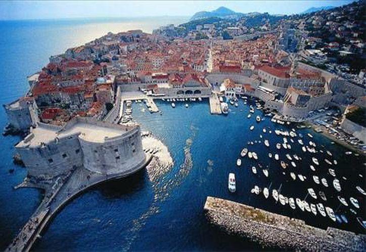 Dubrovnik es una isla paradisíaca de Croacia, muy conocida en Europa. (Foto de contexto/SIPSE)