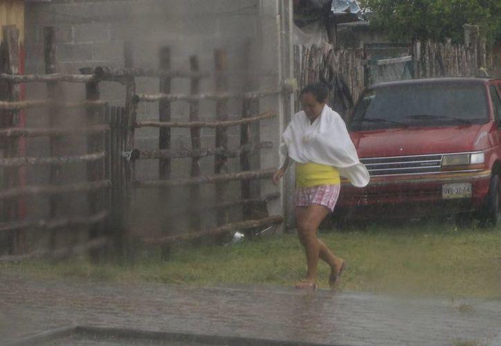 A partir de este agosto las lluvias ya empezarán a ser más constantes. (Gerardo Amaro/SIPSE)