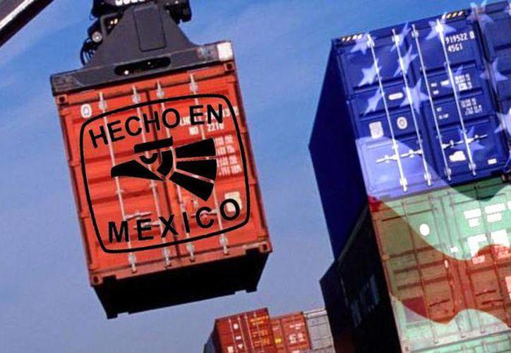 """El Instituto Peterson señaló que la """"guerra comercial"""" y las medidas proteccionistas de Trump harían que se pongan en riesgo 'millones de empleos estadounidenses. (Mexican Business Web)"""