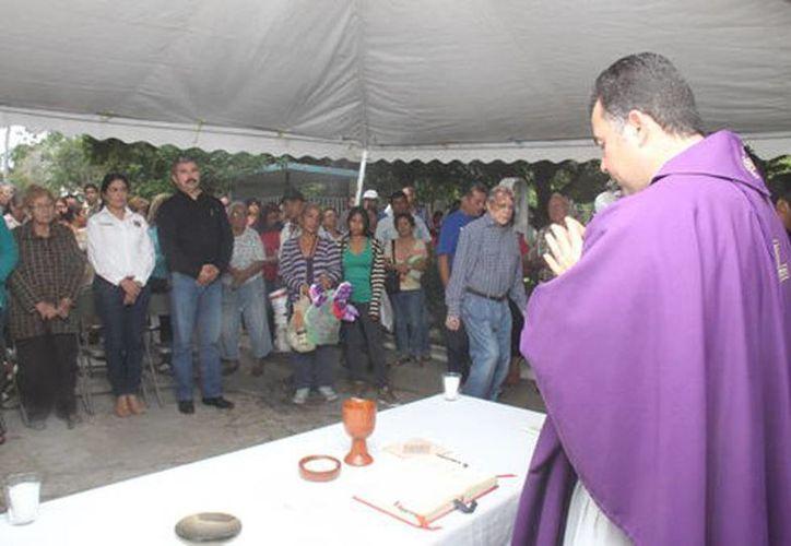 En los últimos 23 años han sido perpetrados 36 atentados contra miembros de la iglesia, de los cuales 34 son crímenes arteros, y dos corresponden a sacerdotes desaparecidos. (Yazmín Sánchez/Milenio)