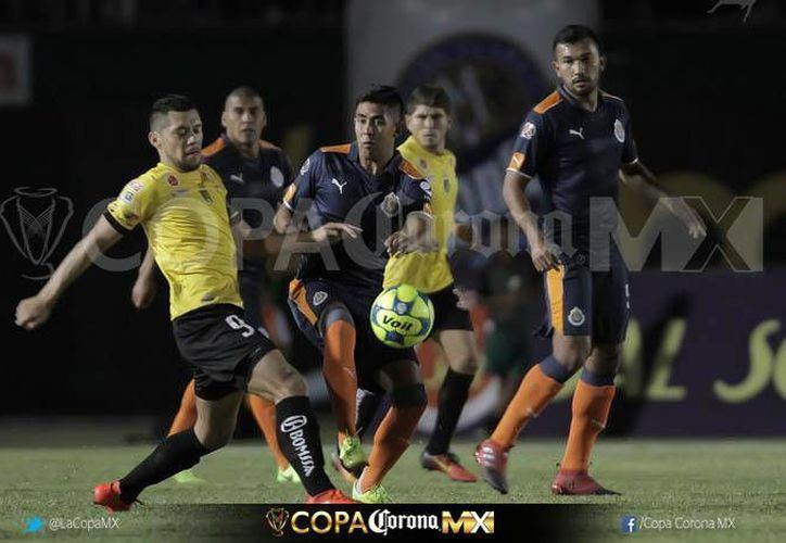 Venados de Yucatán, que suman ocho partidos sin ganar, incluyendo dos derrotas en la Copa MX, enfrentan este miércoles a Chivas de Guadalajara, que hace unos días ganaron 1-0 en Mérida. (lacopamx.net)