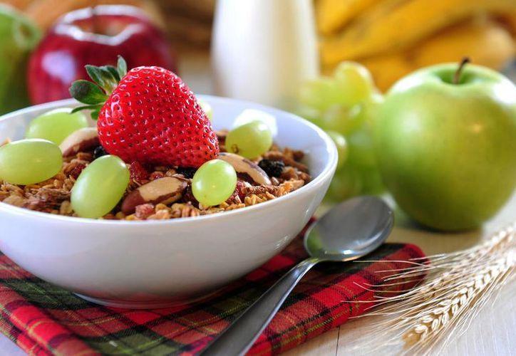 No desayunar puede ocasionar obesidad, presión arterial alta, colesterol alto y diabetes. (Foto de Contexto/unbocadodesalud.blogspot.com)