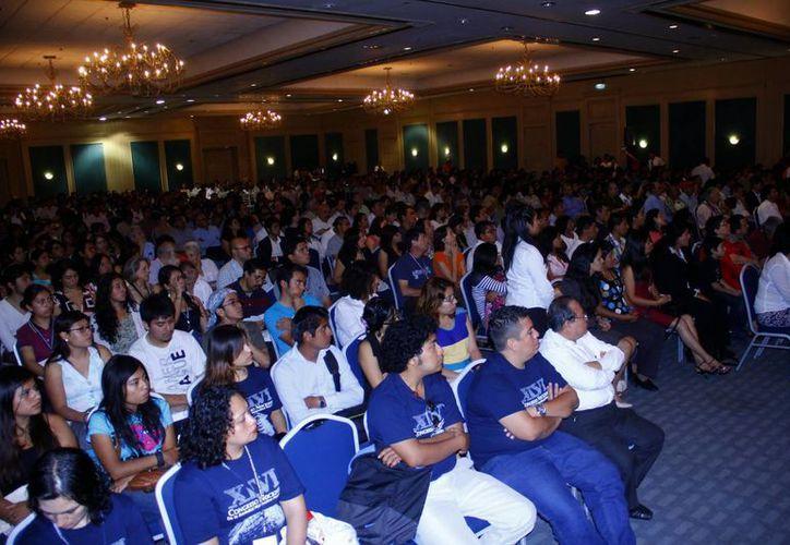 En la imagen una de las tantas convenciones que se realizan en el Siglo XXI en Mérida. (Foto de contexto. Milenio Novedades)