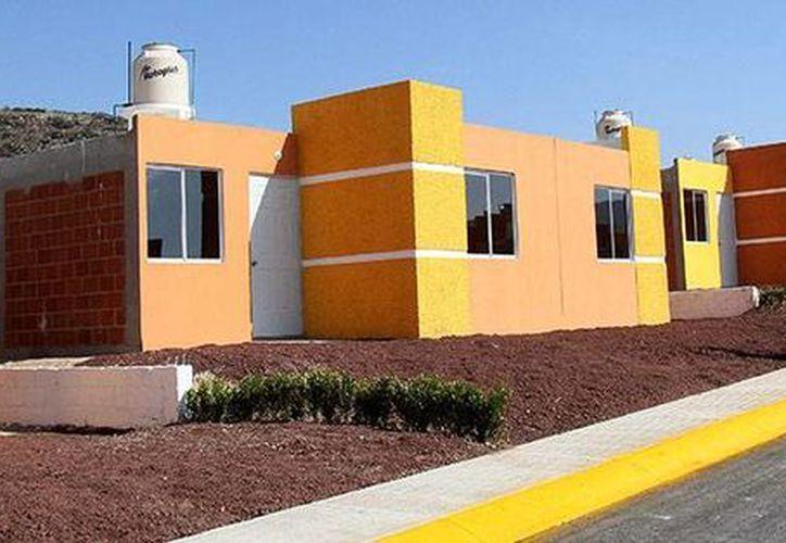 La Sedatu desarrolla un  nuevo modelo de vivienda popular, con mayor espacio y materiales de concreto. Imagen de contexto. (sedatu.gob.mx)