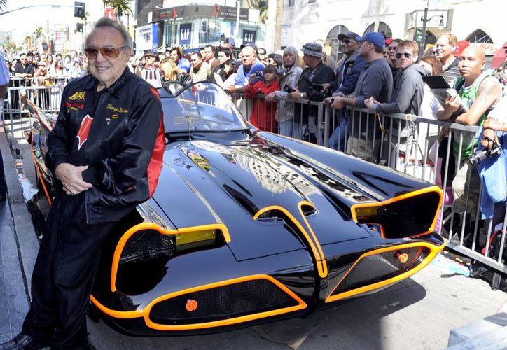 George Barris, el creador del 'Batimóvil', falleció este jueves tras una larga enfermedad. (EFE)
