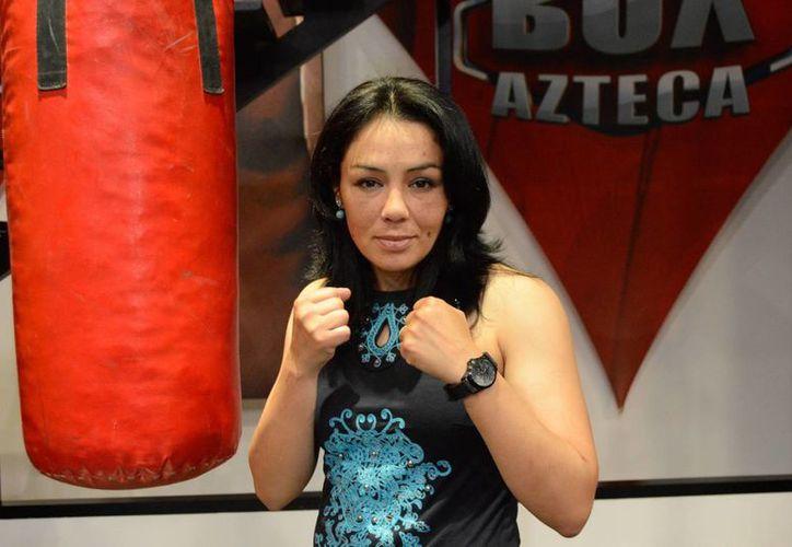 Jackie Nava sacó su 'instinto asesino' en el ring. (desdeelring.com)
