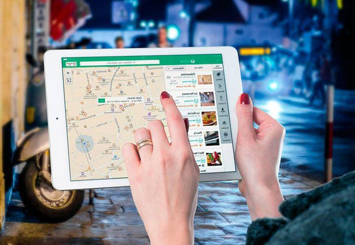 Las aplicaciones permiten ayudar con los gastos y tiempos de viaje. (Internet)