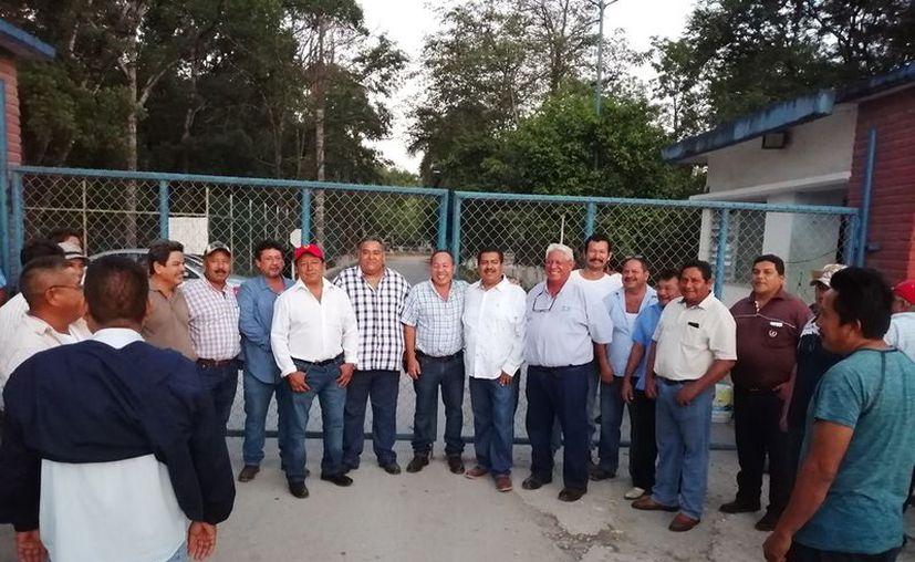 Dos mil 832 productores de caña del ingenio San Rafael de Pucté firmarán su liquidación final tras realizar una huelga para exigirla.  (Carlos Castillo/SIPSE)