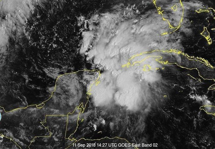 Este día continuarán las lluvias puntuales intensas en el centro, oriente y noroeste de Yucatán. (Milenio Novedades)