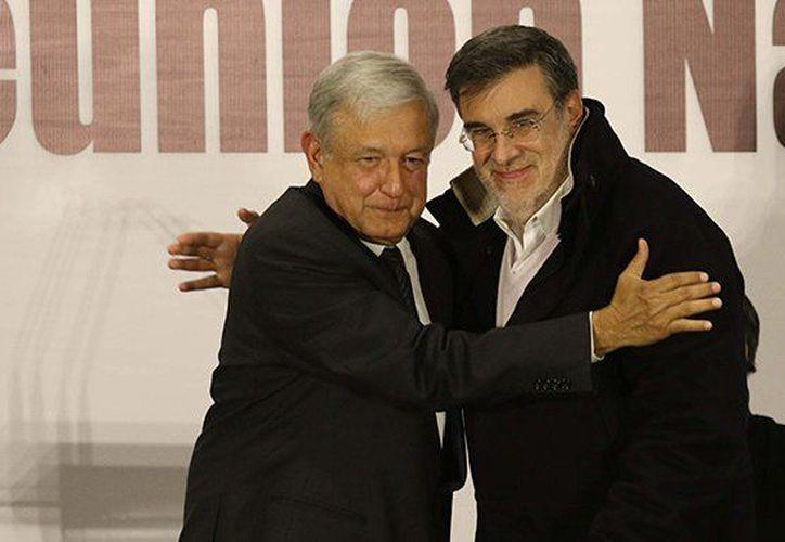 Julio Scherer Ibarra, abogado de profesión e hijo del periodista Julio Scherer García, estará entre los 'cercanos' de AMLO. (Portal Político)