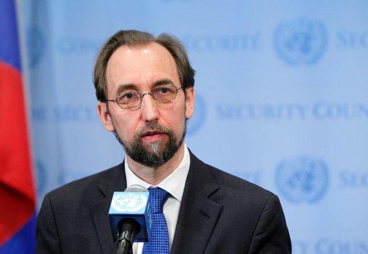El alto comisionado de Derechos Humanos de la ONU, Zeid Ra'ad Al Hussein, estará en la 12ª conferencia internacional que se celebrará en esta ciudad que iniciará el próximo jueves. (Milenio Novedades)
