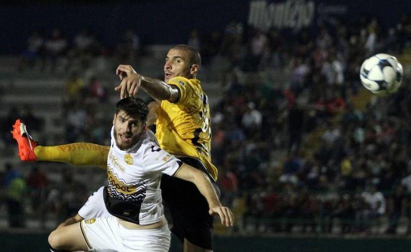 Venados suma tres empates en toda la temporada y esperan conseguir su primera victoria, esta noche, ante el público yucateco.(Foto tomada de Facebook/Venados FC)