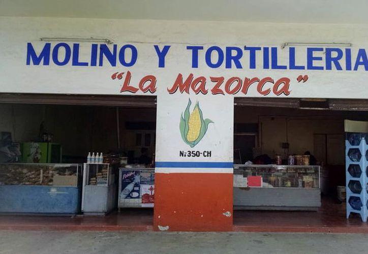 El aumento a la harina de maíz será de 400 pesos por tonelada. (Foto: Milenio Novedades)