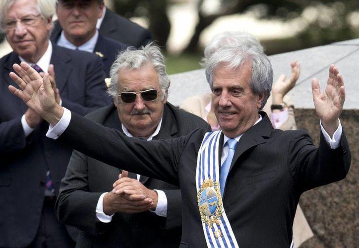 Tabaré Vázquez es el único presidente en la historia de Uruguay que ha repetido el cargo. (AP)
