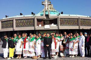La misa de los yucatecos en el DF