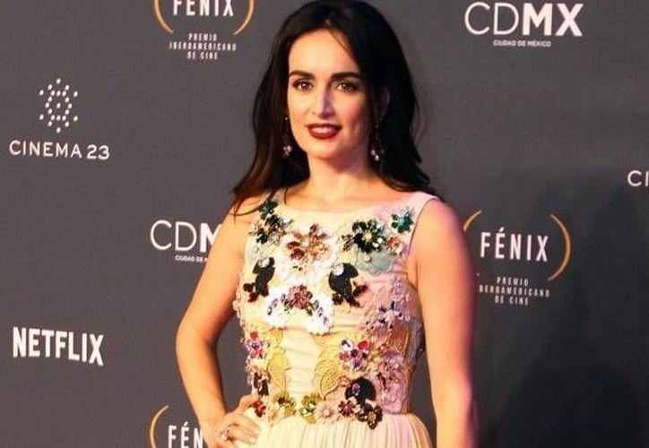 La actriz encarnará a la religiosa en esta nueva producción de cine, en la que contará con la participación de actores como Joaquín Cosío, Damián Álcazar, entre otros. (Notimex)