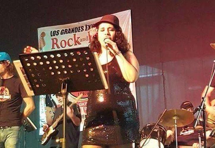 Fue tal el éxito de la noche que la Banda Jurásica promete una nueva presentación el sábado entrante, este 10 de diciembre. (Alejandra Flores/SIPSE)