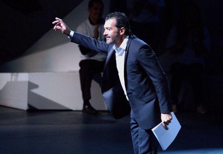 El actor mostró gran sencillez al compartir sus experiencias durante una conferencia en el foro TELMEX en la Ciudad de México. (Notimex)