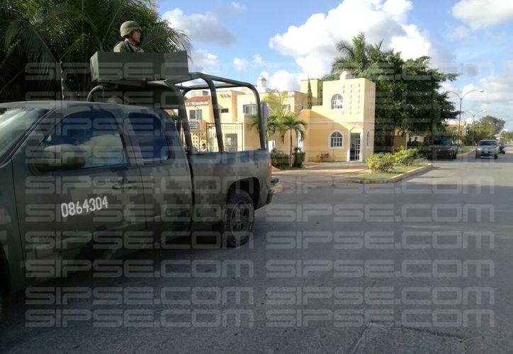 Autoridades confirmaron la muerte del coronel. (Foto: Redacción/SIPSE)