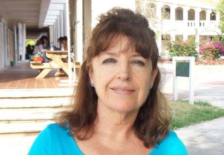 La escritora es egresada de la carrera en Antropología Social por la Universidad Iberoamericana. (Alejandra Flores/SIPSE)